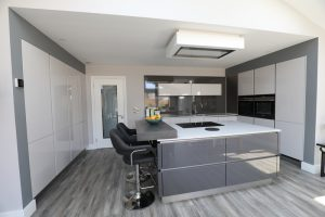 Arkwood Construction Kitchen Extension Family Area