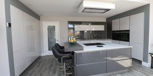 Arkwood Construction Sunroom Kitchen Extension
