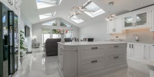 Arkwood Construction Kitchen Sunroom Extension