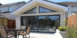 Arkwood Construction Kitchen Living Room Extension