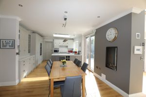 Arkwood Construction Sunroom Kitchen Extension