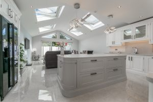 Arkwood Construction Dublin Kitchen Extension Family Room