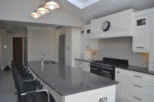 Arkwood Construction Ltd Kitchen Extension