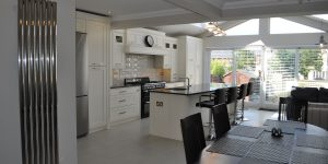 Arkwood Construction Kitchen Sun Lounge Extension