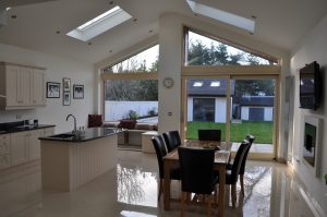 Arkwood Constructiond Kitchen Extension Sunroom