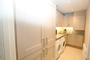 Arkwood Construction Kitchen Extension Utility Room