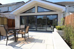 Arkwood Construction Dublin Kitchen Sunroom Extension