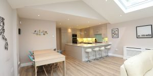 Arkwood Construction Kitchen Extension Family Room