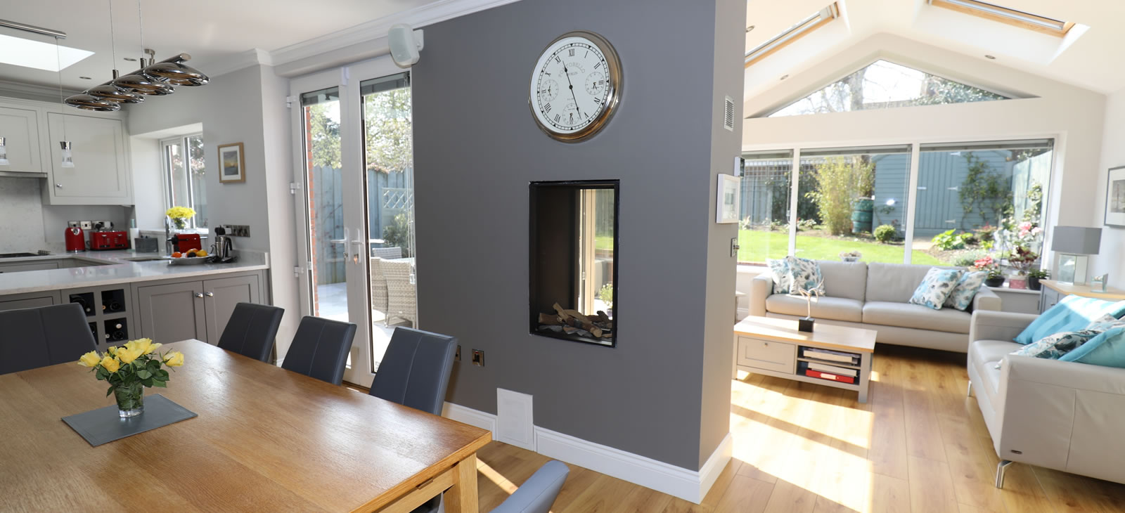 Arkwood Construction Large Sunroom Extension