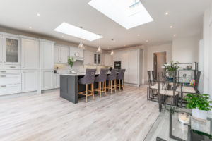 Arkwood Construction Kitchen Extension Flat Roof
