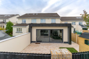 Arkwood Kitchen Extension Flat Roof