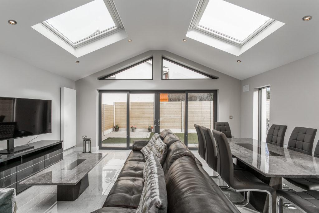 Arkwood Construction Kitchen Sunroom Extension